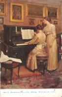 16/FP/16 - HOBBY: Lezione Di Musica (Il Pianoforte Di A. Alessandri) - Cartoline
