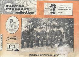 Revue  Carte Postale Et Collection  N: 104de 1985 - Français