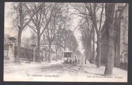 LIMOGES - Avenue Baudin - Limoges