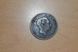 Cinco Centimos;Espagne De 1879 En TTB. - Espagne