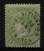 102277 España Edifil 78 O  Catalogo 720,- - Used Stamps