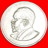 ★WITHOUT LEGEND: KENYA ★ 1 SHILLING 1968! LOW START ★ NO RESERVE!!! - Kenya