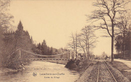 Lavacherie-sur-Ourthe - Entrée Du Village (animée, Attelage Chevaux) - Sainte-Ode