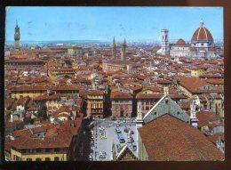 CPM Italie FIRENZE Panorama Da S. Croce FLORENCE Vue De St. Croce - Firenze
