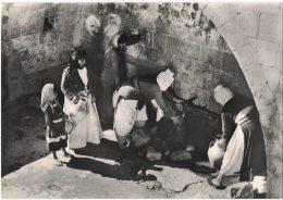 TV33     NAZARETH - Femmes à La Fontaine De La Vierge - Palestina