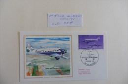 France :Poste Aérienne Wibault :1 Er Jour  Du 11 /10/86 - Airmail