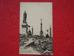 74 Frankreich France Vallée Verte Massif Du Chablais Pointe De Miribel La Vierge 1920 Envoié De Bogève Animée - Non Classés