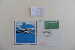 France :Poste Aérienne  Dewoitine  :1 Er Jour  Du 11 /4/87 - Airmail