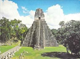GUATEMALA - AMERIQUE DU SUD Sudamerica South America - Vista Del Templo N° 1 - Ruinas De TIKAL En Peten - CPM - Guatemala