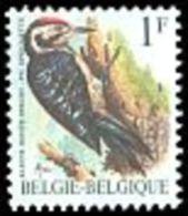 Belgie Belgique Belgium Belgica 1990 Birds Lesser Spotted Woodpecker Dendrocopos Minor MNH - Birds