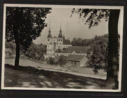 Foto-AK Heiligelinde - Wallfahrtskirche - Gelaufen Am 19.7.1939 - Ostpreussen