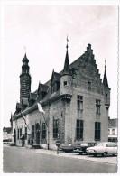 B5804   HERENTALS : Standbeeld Boerenkrijg - Herentals