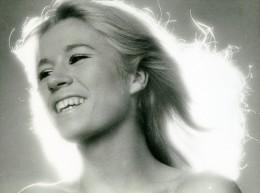 France Paris Maquillage & Coiffure Mode Feminine Portrait Etude Ancienne Photo 1970 - Photographs