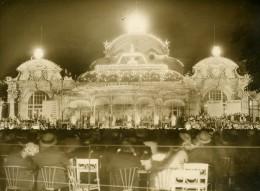 France Jardins Du Casino De Vichy Tirage De La Loterie Nationale Ancienne Photo 1936 - Places