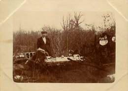 02 - 130216 - PHOTO Avril 1921 - ? BRAINE ? LA FOHE - France