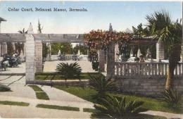 Cedar Court Belmont Manor BERMUDA écrite TB - Bermudes