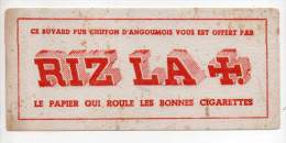 Buvard - Riz La Croix - Buvards, Protège-cahiers Illustrés