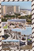 6AI665 ALGER EL DJEZAIR MULTI VUES  2  SCANS - Alger