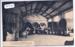 NEAUPHLE-LE-CHATEAU--ETS P L GIRARD-MARCHAND DE VINS- TRES RARE - Neauphle Le Chateau