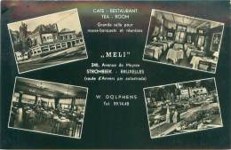"STROMBEEK - Café-Restaurant ""MELI"" - Avenue De Meysse 246 - Cafés, Hotels, Restaurants"