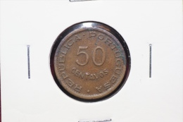 Mozambique 50 Centavos 1957 Km#81. (inv925) - Mozambique