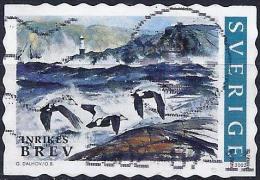 Sweden 2002 - Birds :  Seagulls ( Mi 2301 - YT 2282 ) - Mouettes