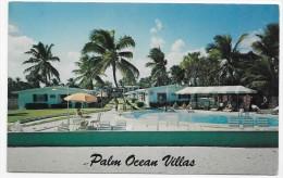 PALM OCEAN VILLAS - OCEAN BOULEVARD - FORMAT CPA VOYAGEE - Palm Beach