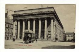 Cpa N° 2 DIJON Le Théâtre - Dijon