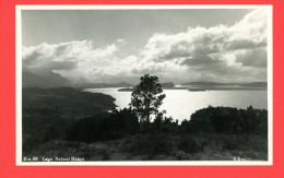 Chile, Vintage RPPC Lago Nahuel Huapi, Carte Photo Chili, Lac Nahuel Huapi - Chile