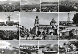 Saluti Dalla Sicilia (vedute) - Italia