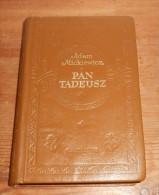 Pan Tadeusz. Adam Mickiewcz. 1974. - Livres, BD, Revues