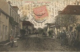 CAZOULES -Route De Souillac - Andere Gemeenten