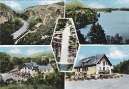 ILAY HAUT JURA 39 LE COL DU BEC DE L'AIGLE HOSTELLERIE DU HERISSON BELLE CARTE RARE !!! - Autres Communes