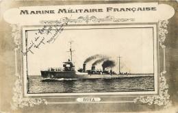 MARINE MILITAIRE FRANÇAISE - Hova. - Guerre
