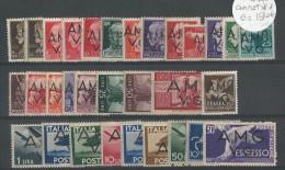 ITALIE - VENEZIA GIULIA COLLECTION COMPLETE ** MNH  - COTE = 190 EUROS - - Collections