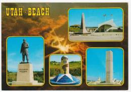 50 Sainte Marie Du Mont  UTAH BEACH 1944 (Manche) Ste - France
