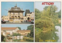 Les Ardennes Attigny - Attigny