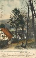 SOLINGEN - Das Bergische Land, Papiermühle. - Solingen