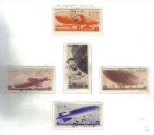 Russia 1934 Dirigibili Usati Cod.fra.690 - Usati
