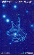Balance Zodiaque Zodiac Carte Card Karte B 304 - Zodiaco
