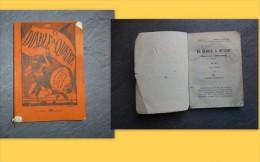 Le Diable à Quatre, N°41, Juillet 1869, Villemessant, Duchesne, Lockroy ; Ref C 25 - 1801-1900