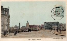 CREIL : Le Pont - Creil