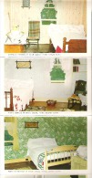 Souvenir Folder, Anne Of Green Gables, Cavendish, Prince Edward Island Cover Missing   10 Pictures - Other