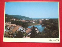 "25 - BAVANS - VUE GENERALE - "" RARE "" . - France"