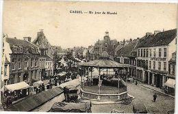 CPA Cassel - Un Jour De Marche (136444) - France