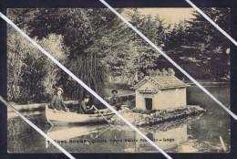 TORRES NOVAS Stº AntónioTtower Farm Boat On Lac View Portugal 1932 Postcard 5739 - Portugal