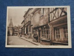 Domfront  Rue Saint Julien - Ed. Gaby 56 - Circulée 1938 - L243 - Domfront
