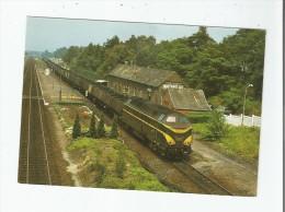 PASSAGE A WINTERSLAG DE LA 6084 SUR UN TRAIN DE CHARBON (LIGNE 21 BIS)  66 - Genk