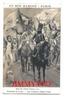 CPA - Salon Des Artistes Français 1912 Alphonse Lalauze Les Trophées D'Iéna 1806 - Scans Recto-Verso - Ed. AU BON MARCHE - Histoire
