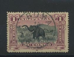 26A  Elephnt  Olifant  Ø Boma - Congo Belge